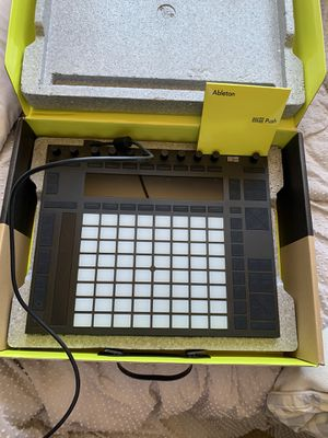 Ableton Push 2 Controller for Sale in San Diego, CA