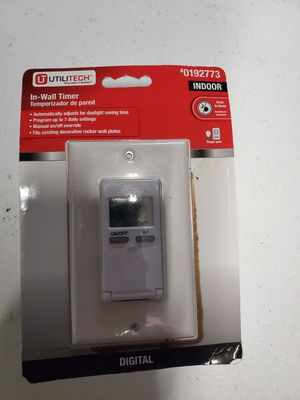 Wall Timer for Sale in Hudson, FL