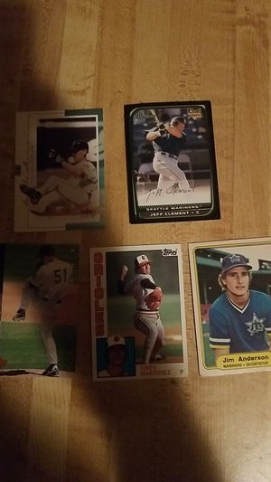 Collectable baseball cards for Sale in South Brunswick Township, NJ