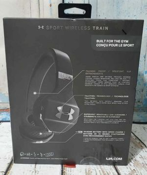 Under Armour Wireless Headphones(Price Negotiable) for Sale in Daniels, MD