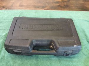 Craftsman 18 Volt 3/8 Drill and Flashlight with Carrying Case for Sale in Chandler, AZ