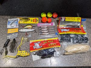 Fishing lures for Sale in Bristol, CT