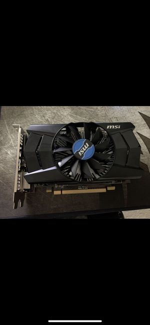 MSI RADEON GRAPHICS CARD for Sale in Clemmons, NC