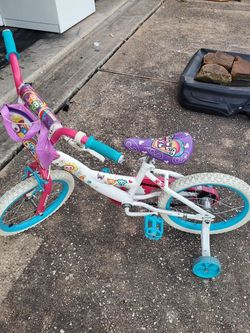 Girls 12in Bike for Sale in Tomball,  TX