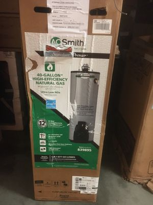 40 Gallon water heater for Sale in Los Angeles, CA