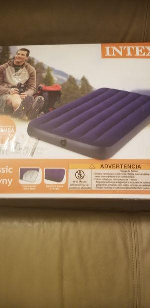 Camping twin mattress for Sale in Saint Petersburg, FL