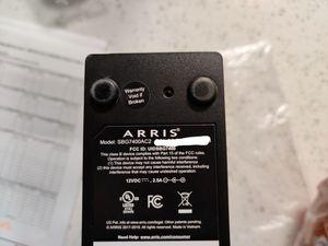 Arris Modem/Router - SBG7400AC2 for Sale in Austin, TX