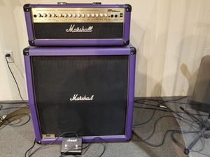 Marshall MG100HDFX half stack for Sale in Perris, CA