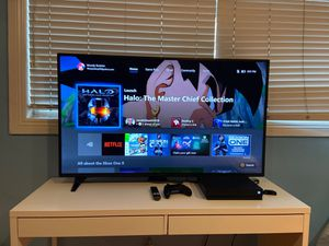 Xbox One x AND 4k smart Tv for Sale in West Covina, CA