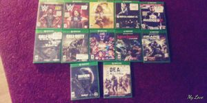 Xboxone games for Sale in West Seneca, NY