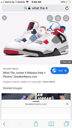 Jordan 4 size 11 for Sale in Decatur, AL