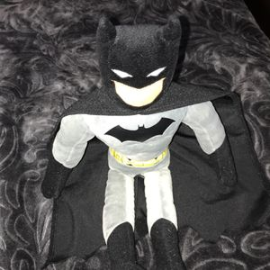 Batman Medium Size Plush $3 for Sale in Riverbank, CA