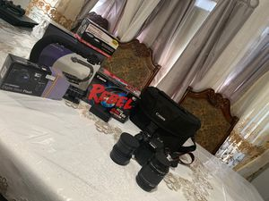 Canon Rebel T6i Bundle for Sale in Silver Spring, MD