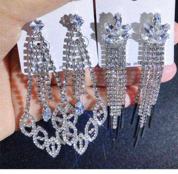 Tassel Earrings Bling bling