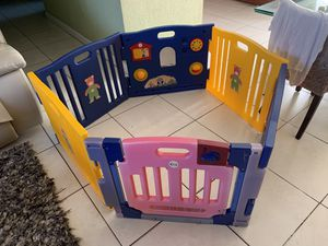 Kids play yard for Sale in Fort Myers, FL