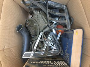 Car parts , mustang , Chevy, free to pick up all , for Sale in Chino Hills, CA