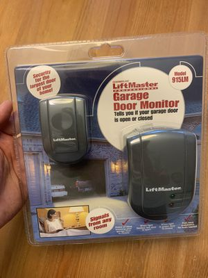 Lift Master garage door monitor for Sale in Fairfax, VA