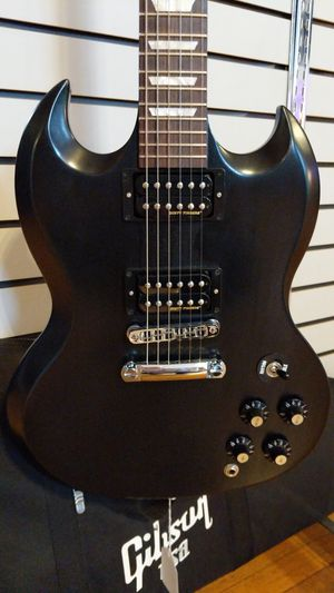 Gibson SG 70s tribute with automatic min-ETuners for Sale in Downers Grove, IL