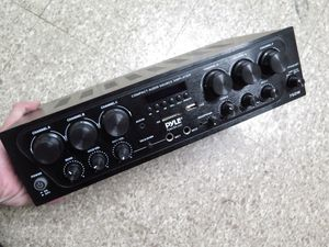 Pyle 600 watt amplifier for Sale in Parma, OH