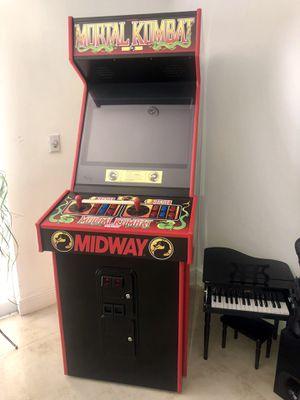 Midway Mortal Kombat Arcade for Sale in IND CRK VLG, FL