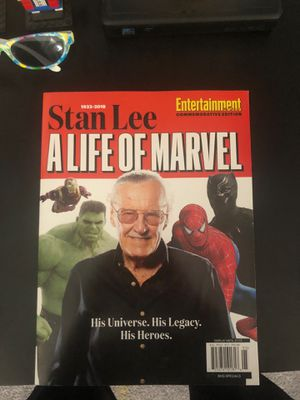 Stan lee for Sale in Bell, CA