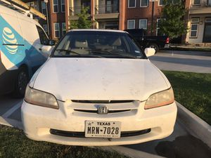 2000 Honda Accord for Sale in Rowlett, TX