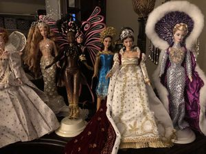 Rare Barbie Doll Collection for Sale in Baltimore, MD
