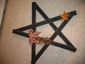 Hanging star for Sale in Broadlands, VA