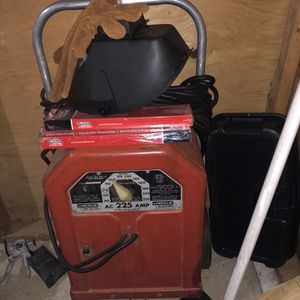 Lincoln AC 225 Amp Stick Welder for Sale in Wilsonville, OR