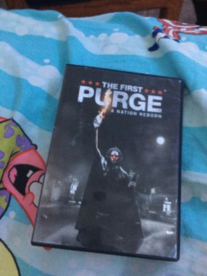 The first purge for Sale in Peoria, AZ
