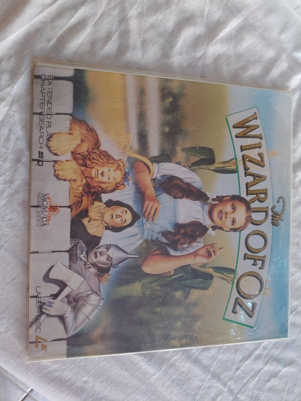 The Wizard Of Oz on Laser Disc