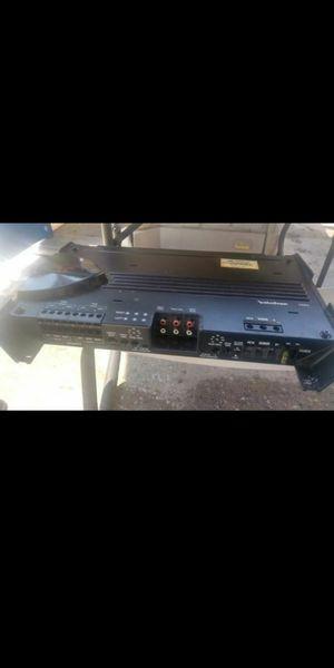 Rockford fosgate amplifier for Sale in E RNCHO DMNGZ, CA