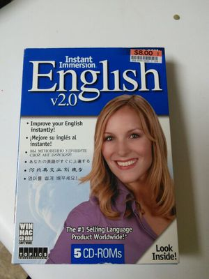 English course for Sale in Morrisville, NC