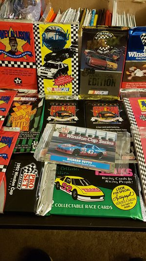 Set of 15 Nascar trading cards 91,92,93. for Sale in Portsmouth, VA