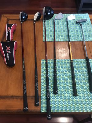 Callaway XJ series youth golf clubs for Sale in Tampa, FL