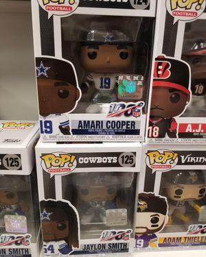 Jaylon Smith Amari Cooper Funko POP for Sale in Frisco, TX