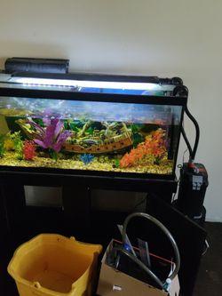 70 Inch Fish Tank for Sale in San Bernardino,  CA