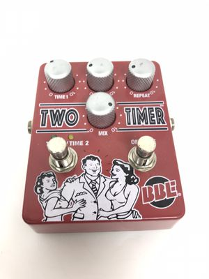 BBE Two Timer delay/echo pedal for Sale in La Cañada Flintridge, CA