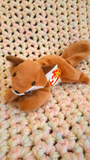 1996 Sly Ty Beanie Baby for Sale in Rosemead, CA