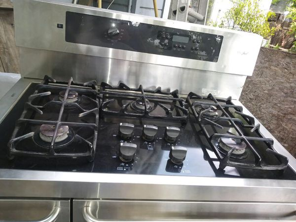 3b35f4be80b Kenmore Elite Stove Commercial 75603 40