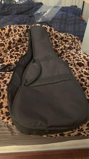 Guitar soft case for Sale in Huntington Beach, CA