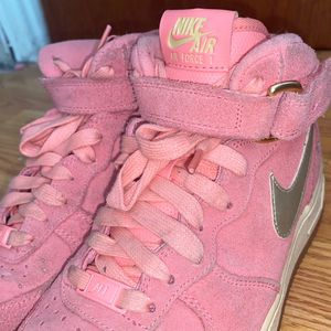 Nike, Air Force 1, Pink, 8.5 Women for Sale in PA, US