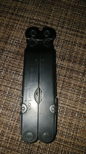 SOG power lock multi tool for Sale in San Antonio, TX