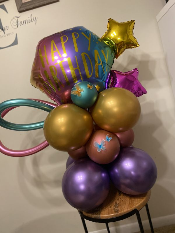 Balloons decos/bouquets
