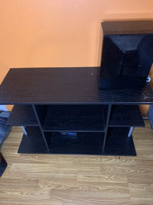 Black Tv Stand for Sale in Holland, OH