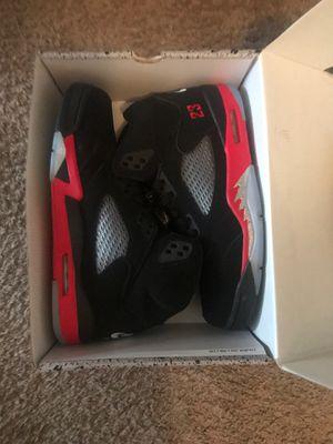 Jordan retro 5s for Sale in Newport News, VA