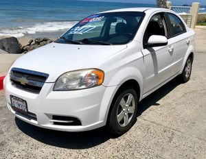 2010 CHEVY AVEO LT - 👉 WILL FINANCE 👈 for Sale in Oceanside, CA