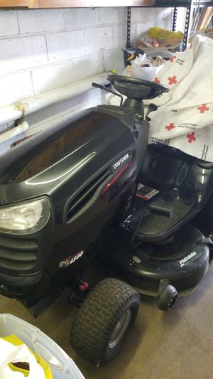 Craftsman Dys 4500 ride on lawn mower for Sale in Mahwah, NJ