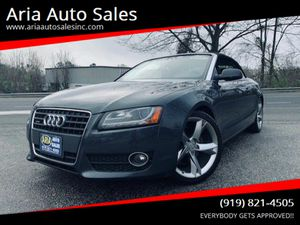 2010 Audi A5 for Sale in Raleigh, NC