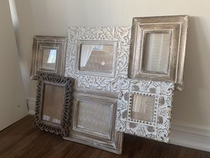 Pier 1 Picture Frame Medley for Sale in West Hollywood, CA